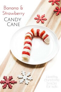 Healthy Candy Cane